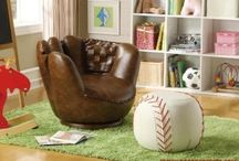 Cohen Baseball Room / by Heather LaBauve