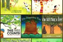 Earth Day / Books and activities to celebrate the earth.