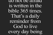 My encouragement