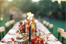 Fall wedding / by Kristin Wolter-Canfield