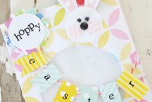 Easter / Easter crafts, table settings and more