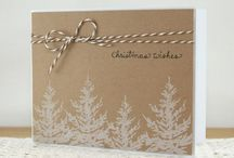 Christmas cards / by Nancy Apodaca