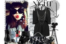 MY SET FROM POLYVORE / by Merlyn Narvaez