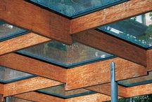 E_Structures en bois/Wood structures