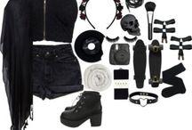 emo fashion