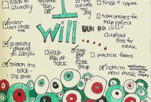 Doodle Journaling - Sketch - Design