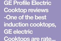 Cook tops electric