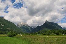 Bovec, Slovenia / Hiking in Slovenia