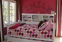 Kaia's room