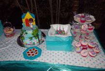 doc mc stuffins party / to my little girl