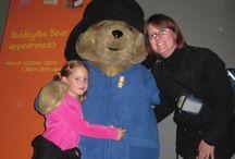 Paddington Bear Family Fun / Paddington Bear - places to go, things to do. A must for all Paddington Bear fans.