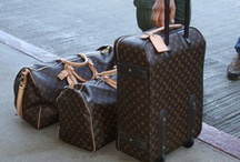 Excess Baggage / Bags, purses, suitcases... / by Danielle Robinson