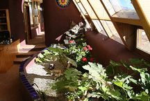 Earthship inspiration / by Krystina Fisher-Brown