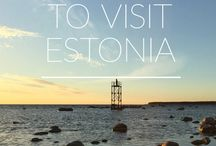Estonia travel inspirations