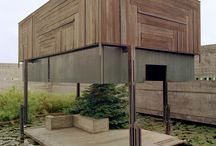 architecture_mountain-spa / by Stergia Sar