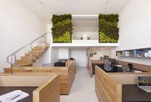 Wnętrza: zieleń