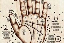 palmistry and other stuff