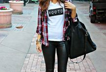 Checkered shirt outfit / How to wear checkered / plaid shirt
