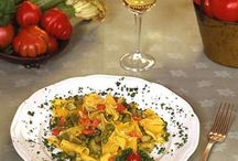 Tuscan delicious food, traditional recipies / Tradition food of Tuscany