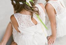 Flower girls & bridesmaids