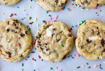 Μπισκότα Με Κομματάκια Σοκολάταςλιχουδιες
