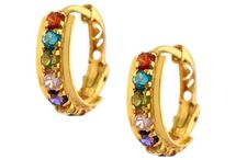 Multistone jewellery