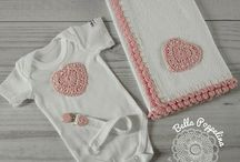 Crochet Baby Gift Ideas