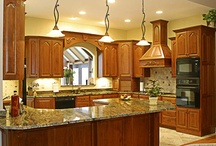 Beautiful Kitchens....Indoor & Outdoor / by Staci Hart