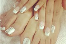 hand and to nails...