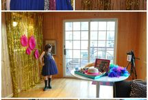 Disco kids party
