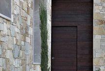 Architecture Detail-Door