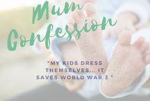 Mum Confessions
