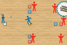 Striking and Fielding Games for Physical Education / Quick Description: Players on the batting team strike an object and attempt to run between two points before the fielding team can recuperate the object. Tactical Problems related to Striking and Fielding Games include striking the object, fielding the object, running the points. Examples: Baseball, Softball, Cricket, Kickball