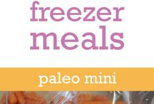 Paleo: Freezer Meals / by Jenna Cole