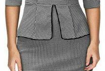 conjuntos saia e blusas