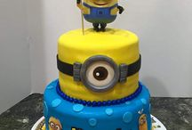 Minions for a birthday