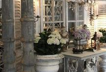 Decorating with Architectural Elements