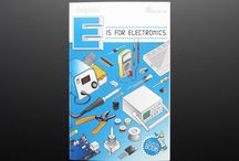 Adafruit Holiday Gift Guide 2015: Gifts to Encourage Little Kids to be Geeky / We love encouraging the geek in every kid! We think you'll appreciate this list of some of our favorite Young Engineer geared books, games and goodies.