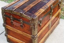Have Trunk Will Travel / Trunks from yesteryear and modern day.