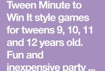 12 year old party ideas
