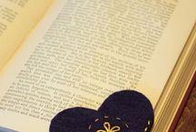 DIY Lesezeichen - Bookmarks