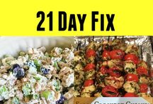 21 Day Fix Friendly / Foods, tips and meal plans that are 21 Day Fix approved