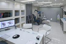 Ιατρεία / Ανακαίνιση και σχεδιασμός ιατρείων και ιατρικών χώρων