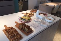 Cooking Masterclass - Manchester - 10/10/15 / Neff's wonderful masterchef brought a whole host of delicious recipes to our Manchester showroom at The Housing Units.