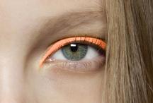 Bright make-up ideas