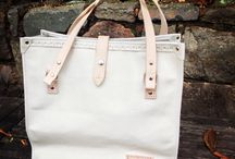 Savior Brand Co. ~ For Her /  some of the leather bags we make, with love on the east-coast of ZAR