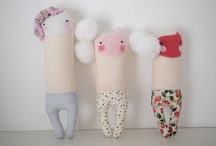 Plush / by Donna Nowicki French