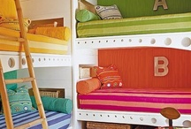 kids rooms / by Maria Hackbusch