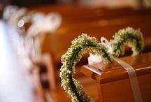 Matrimonio verde shabby
