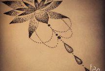 tatoo ornement